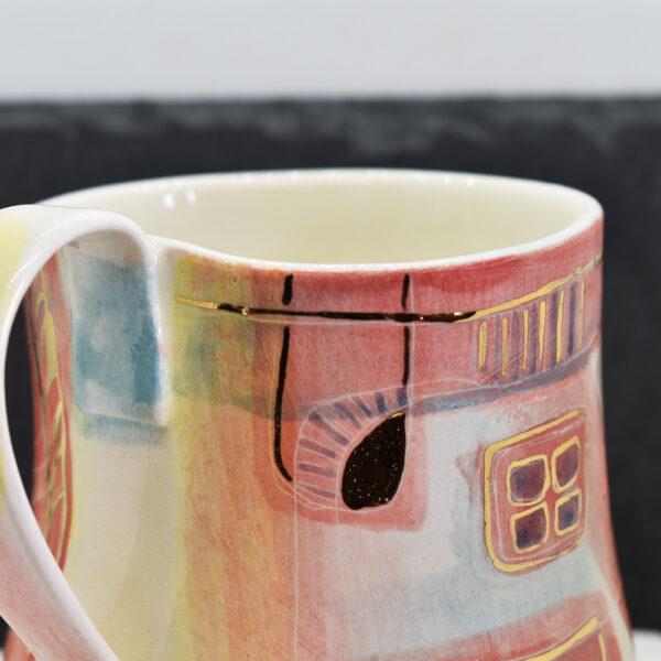"Cana din ceramica ""Where is my mind"""