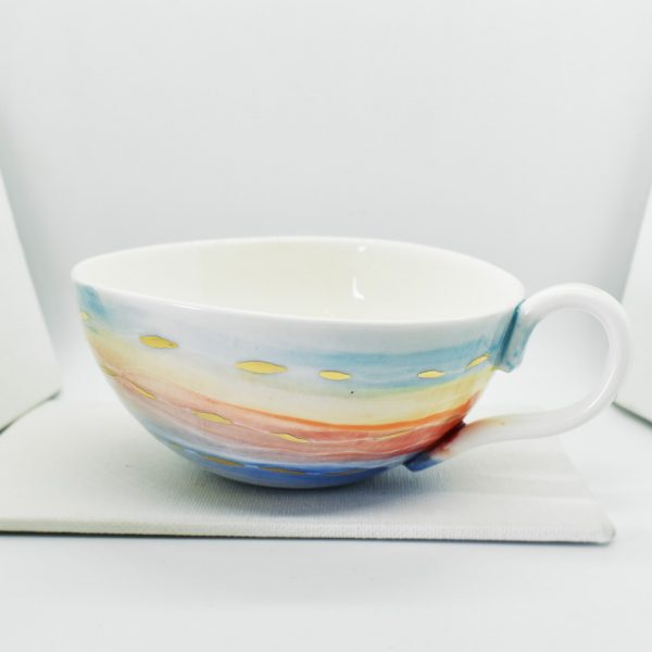 """Ceasca din portelan """"Sunrise"""" – 200 ml"""