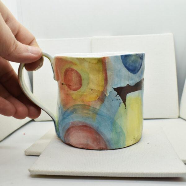 """Ceasca din ceramica """"Culori"""""""