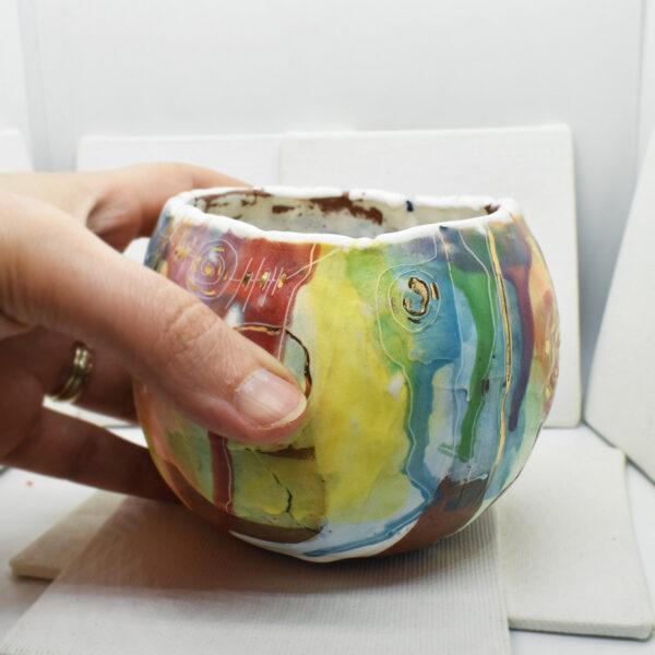 """Bol din ceramica """"1 Iunie"""""""